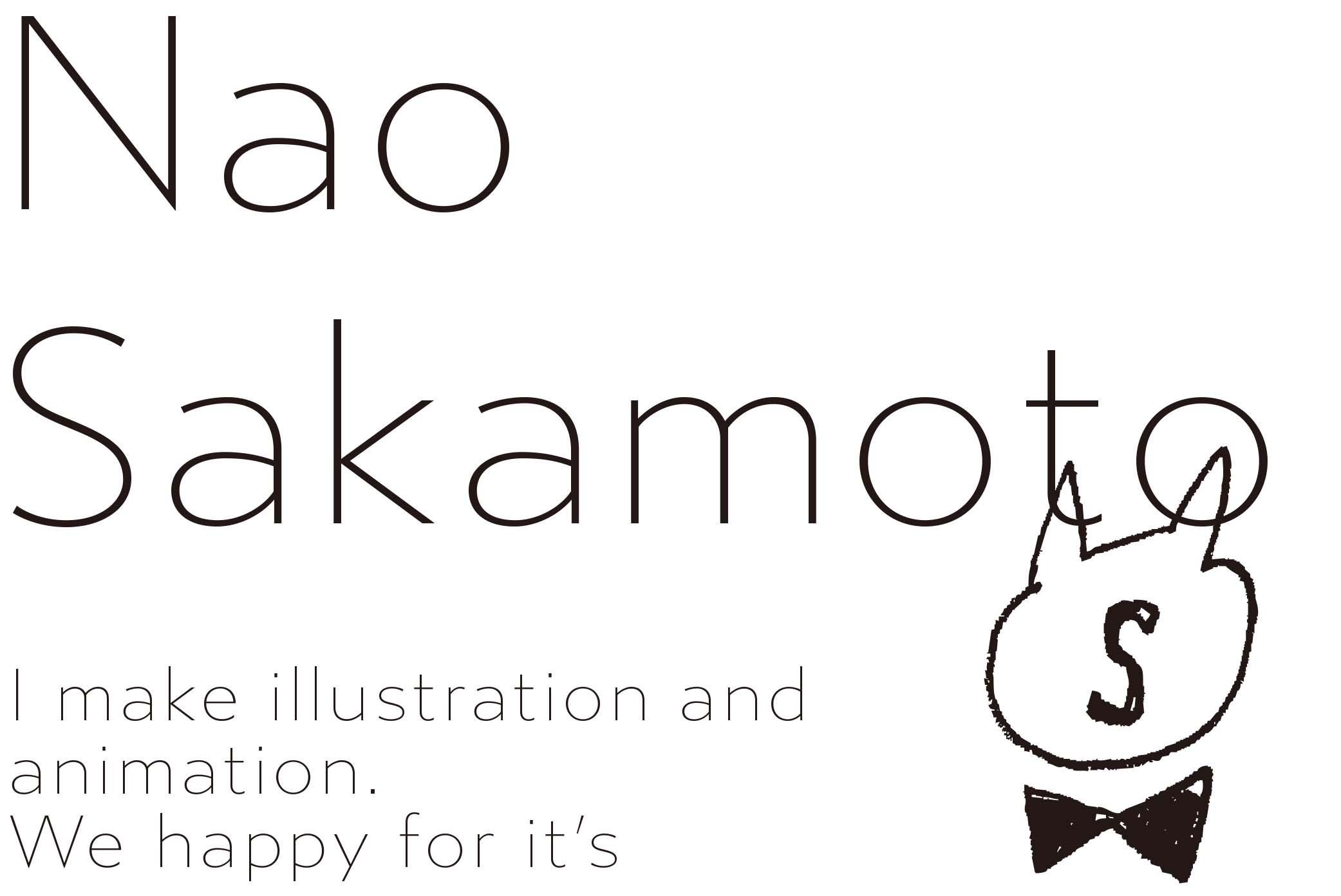 naosakamoto illustration